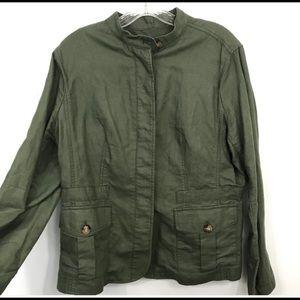 Talbots lightweight jacket